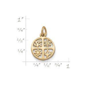 James Avery Jewelry - James Avery 4 Seasons charm and chain